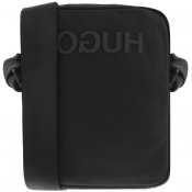 Product Image for HUGO Record Reporter Bag Black